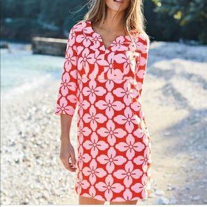 Boden linen tunic dress